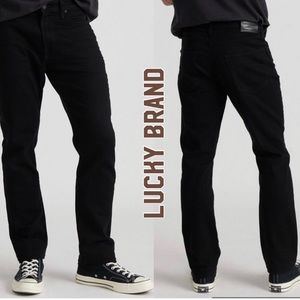 Lucky Brand Black stretch Jeans 410 Athletic fit